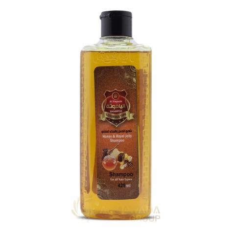 شامبو العسل والغذاء الملكي